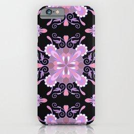 Deep Pink iPhone Case