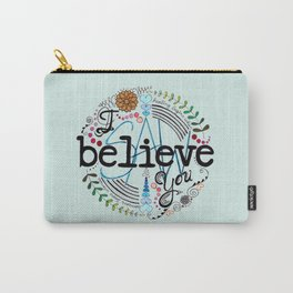 Healing Begins Carry-All Pouch