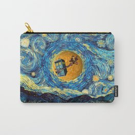 4th Doctor who starry night iPhone 4 5 6 7 8, pillow case, mugs and tshirt Carry-All Pouch