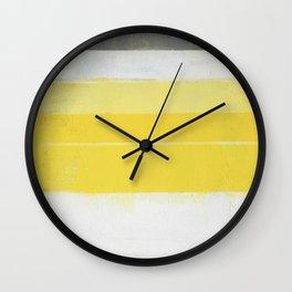 Citric Wall Clock