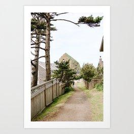 Cannon Beach 2 Art Print