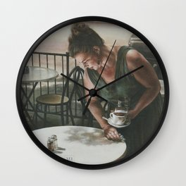 In the Absence of A Dream Wall Clock