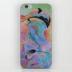 Vibrant Cheetah iPhone & iPod Skin