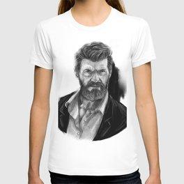 Old man Logan no.01(Hugh jackman) T-shirt