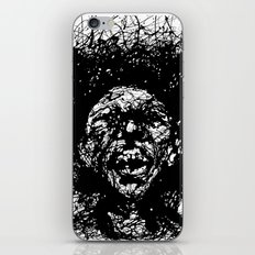 Drip Face iPhone & iPod Skin