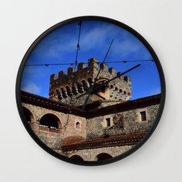 In the Courtyard Wall Clock