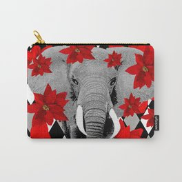 ELEPHANT #5 Carry-All Pouch