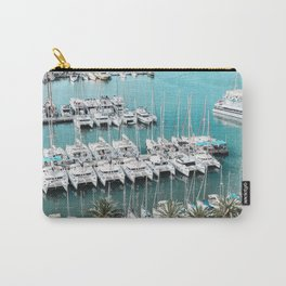 Yacht Promenade Carry-All Pouch