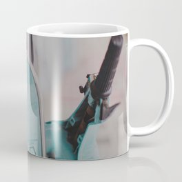Mint Vespa  Coffee Mug
