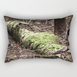 If a tree falls in the forest... Rectangular Pillow