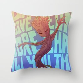 i want you back Throw Pillow