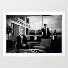 Madmen of Seattle Art Print