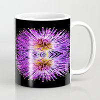 transparent Mugs featuring Transparent Dreams  by Louisa Catharine Photography And Art