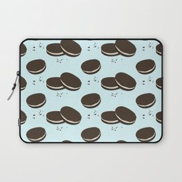 Double biscuits Laptop Sleeve