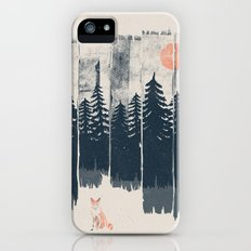 A Fox in the Wild... Slim Case iPhone (5, 5s)
