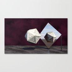 Six & Five Canvas Print