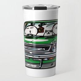 Crazy Car Art 0142 Travel Mug