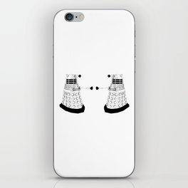 Doctor Who - Daleks iPhone Skin
