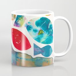 I Catch Eight Fish, Splash  Splash Splash Coffee Mug