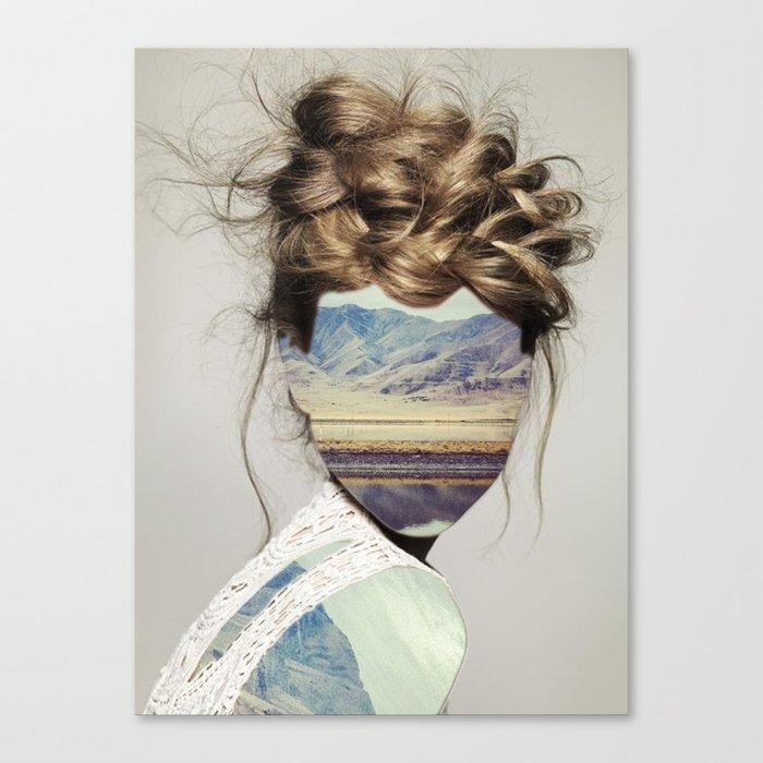Haircut 1 Canvas Print