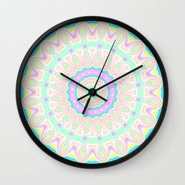 #kaleidoscope #mandala #ornament  #2 Wall Clock