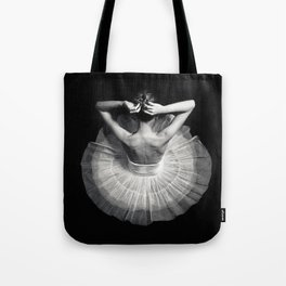 Ready to dance Tote Bag