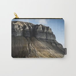 Spitzbergen, Svalbard Jan Mayen Norway Mountain Carry-All Pouch