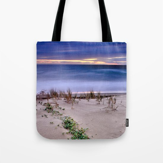 Windy sunset. Sea dreams.... Tote Bag