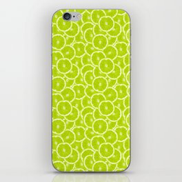 You're sub-lime! iPhone Skin