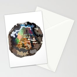 The Mountaineer Stationery Cards