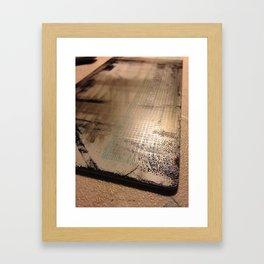 print me Framed Art Print
