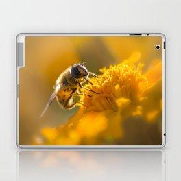 The Busy Honey Bee Laptop & iPad Skin