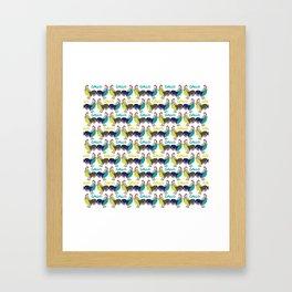 Indomito Gallo Framed Art Print