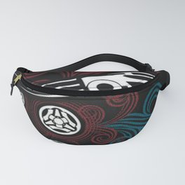 Rocket League Video Game The Chase Funny Fanny Pack