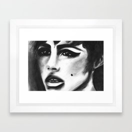 Edie Sedgwick vol 2 Framed Art Print