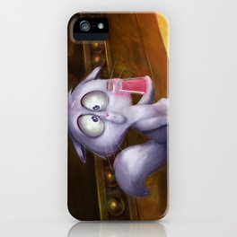 Is That My Voice? iPhone Case