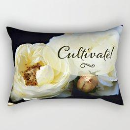 Cultivate!  Rectangular Pillow