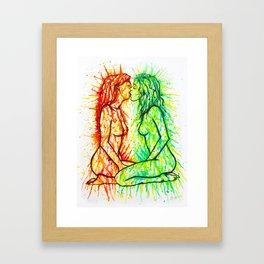 Sexual Energy Framed Art Print