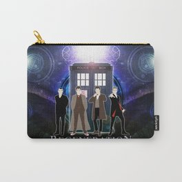 The Doctor Of Regeneration Carry-All Pouch