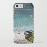 boat iPhone & iPod Cases featuring Boat by L'Ale shop