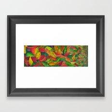 İZDE Framed Art Print