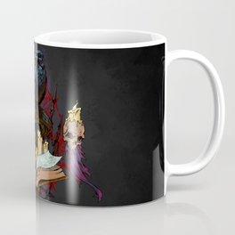 Fantasy Emblem - Warlock Coffee Mug