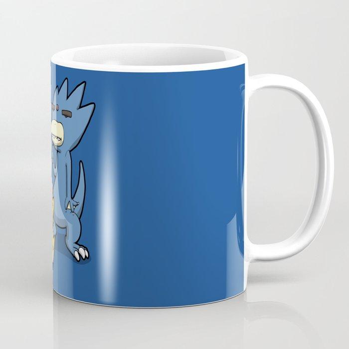 Pokémon - Number 54 & 55 Coffee Mug