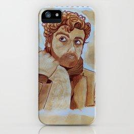Oscar Isaac - Inside Llewyn Davis (III)  iPhone Case
