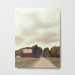 Weston Metal Print