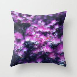 Peace to the Mind Throw Pillow