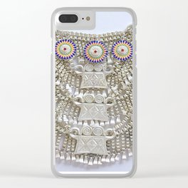 Nyaab Clear iPhone Case