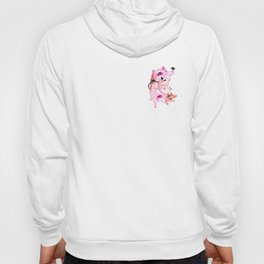 Three and Free Little Pigs Hoody