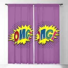 OMG! Blackout Curtain
