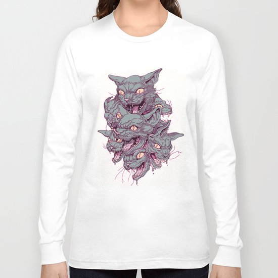 CATMASS Long Sleeve T-shirt